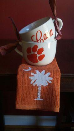 Clemson gifts