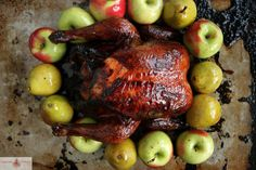 Red Wine Glazed Turkey Recipe