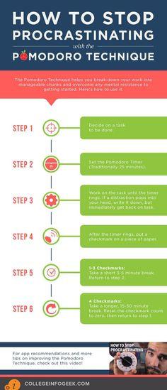 How to Stop Procrastinating and Focus: A Guide to the Pomodoro Technique {Hilfe im Studium|Damit dein Studium ein Erfolg wird|Mit der richtigen Technik studieren|Studienerfolg ist planbar|Mit Leichtigkeit studieren|Prüfungen bestehen} mit ZENTRAL-lernen. {Kostenloser Lerntypen-Test!| |e-learning|LernCoaching|Lerntraining}