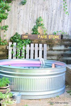 Cool 65 Stock Tank Pool Ideas In Backyard