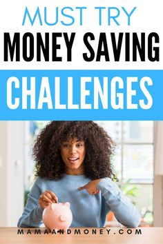 Looking for a money savings challenge? Check out these 8 easy & worthwhile savings challenges that will help you reach your savings goals this year. No Spend Challenge, Savings Challenge, Money Saving Challenge, Saving Money Chart, Money Saving Tips, Ways To Save Money, Money Tips, Frugal Living Tips, Frugal Tips