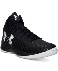 sports shoes e136c b97b1 Under Armour Men s Jet Basketball Sneakers from Finish Line   Reviews -  Finish Line Athletic Shoes - Men - Macy s