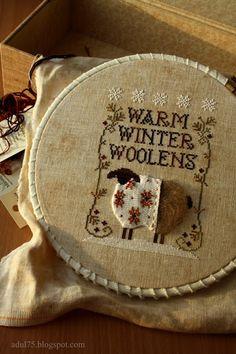 any vsyakosti ...: As I was a Snow Maiden