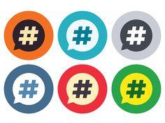 Los hashtags pueden posicionarte como una marca fresca, actualizada, generadora de discusiones e incluso creadora de tendencias.