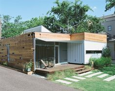 building a home with shipping containers