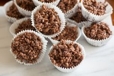 Chocolate Crackles on Board