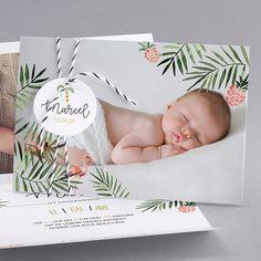 Geburtskarten - B39-022