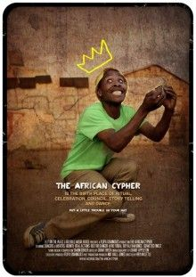 The African Cypher.  Put a little trouble in your hat!