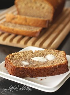 Banana bread is out of this world with Lifeway Kefir in place of buttermilk!