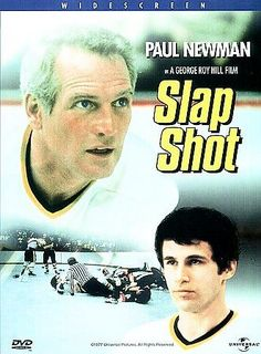 Slap Shot DVD (1977/1999) • Paul Newman • Strother Martin • Michael Ontkean