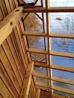 Step-by-step building instructions for a passive solar greenhouse.
