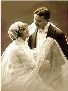 vintage wedding foto old - Google Search