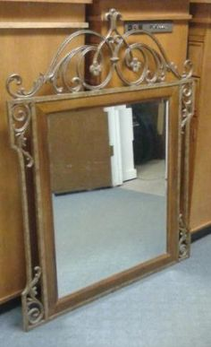 Entrance mirror from the Brown Palace Hotel only $75.00!