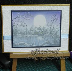Silverwolf Cards-welcome to my world of stamping: Stampscapes & Scenic stamping