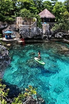 The Most Photo-Worthy Place In Jamaica: Rockhouse Hotel - J. - The Most Photo-Worthy Place In Jamaica: Rockhouse Hotel How To Prepare For Your Caribbean Travels VL Pure Skincare - Beautiful Places To Travel, Cool Places To Visit, Romantic Travel, Wonderful Places, Vacation Places, Dream Vacations, Dream Vacation Spots, Familienfreundliche Hotels, Beach Hotels