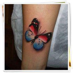 Tatuajes de Mariposas 111