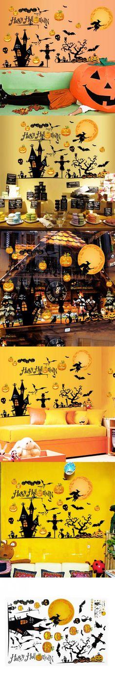 ... Halloween - Halloween Decals  Pinterest  Stickers, Halloween and