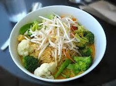 Vegetarian Foods - Veggie Sushi