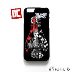 Stranger Things For iPhone 6/6S/6S plus Phone Cases