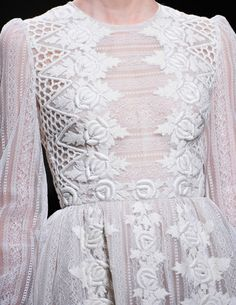 Valentino Dress with Perfect Lace Details