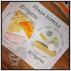 Solid shapes lessons & activities! Soaring Through Second Grade