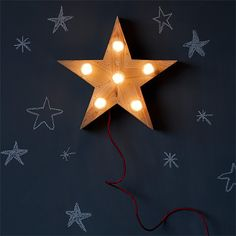 Are you interested in our Mini Lena Star Lamp? With our star shaped lamp you need look no further.