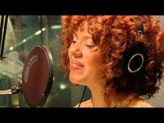 Janel Decal singing Wonderland (Original Cast Recording) - Finding Wonderland - Amazing!
