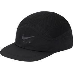 Supreme x Nike — Trail Running Hat (Black)