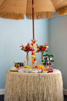 Island Style Luau   CatchMyParty.com