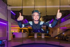 -43% - Onvergetelijke indoor skydive voor volwassenen en kinderen, inclusief begeleiding, video-opname en vliegbrevet