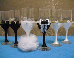 Calici per le nozze