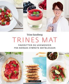 Image for Trines mat from Norli Norwegian Food, My Cookbook, Mini Books, Great Recipes, Waffles, Side Dishes, My Favorite Things, Breakfast, Ethnic Recipes