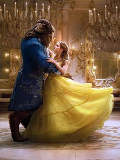 """""""Beauty and the Beast (2017) """""""