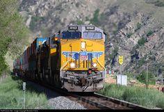 RailPictures.Net Photo: UP 8152 Union Pacific GE C45AH at Ogden, Utah by Brandon Farris