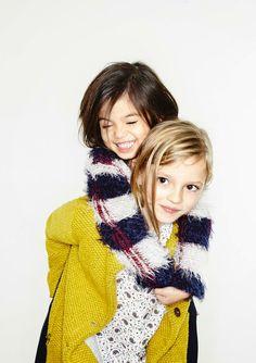 Lookbook Zara kids novembre 2014