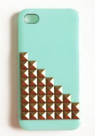 Studly Mint iPhone Case. I suppose I need an iPhone first....