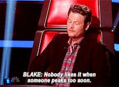 oh blake.