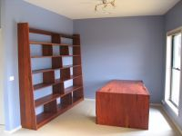 River Red Gum Shelving & Desk