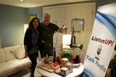 Fina with Todd Miller from Listen Up Talk Radio http://www.talk-radio.ca Find out more about her book http://www.thehealthyitalian.ca #HealthyItalian