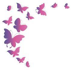 Elegant butterflies background art vectors 04