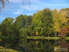 Pruszków w barwach jesieni
