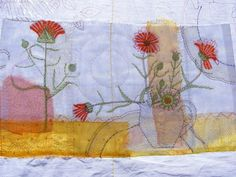 Marigolds by Dorothy Tucker