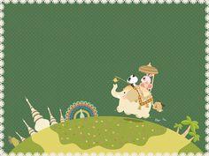 cartoon panda Cartoon Panda, Fictional Characters, Fantasy Characters