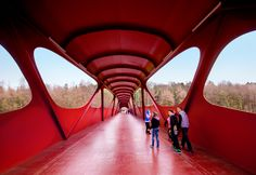 Building of the Year 2010, Public Facilities: Bridge in Esch / Metaform Architects And T6-Ney & Partners
