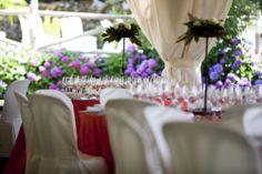 Decoración de carpas para bodas