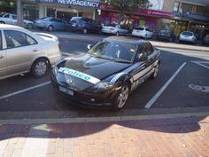 NSW Police Force, Orana LAC    Community Police Vehicle  - Mazda RX8 COP159
