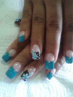 Uñas Nails, Makeup, Beauty, Art, Finger Nails, Make Up, Ongles, Beauty Makeup, Beauty Illustration