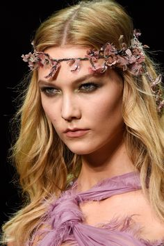 Atelier Versace at Couture Fall 2015. Versace 2015Atelier VersaceGioielli Per  CapelliAccessori
