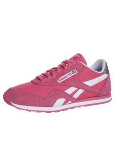 CLASSIC NYLON - Sneakers basse - rosa
