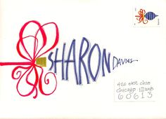 pushing the envelopes -- ornament lettering Hand Lettering Envelopes, Calligraphy Envelope, Envelope Art, Envelope Design, Caligraphy, Calligraphy Fonts, Script Fonts, Fancy Envelopes, Mail Art Envelopes
